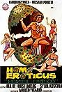 Homo Eroticus (1971) Poster