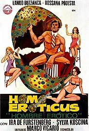 Homo Eroticus Poster