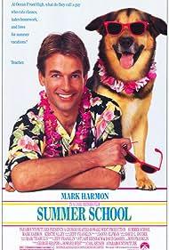 Mark Harmon in Summer School (1987)