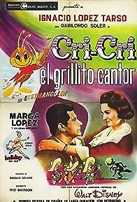 Primary photo for Cri Cri el grillito cantor