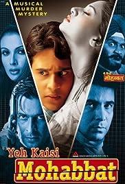 Yeh Kaisi Mohabbat Poster