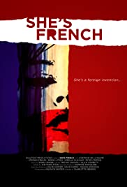 She's French Poster