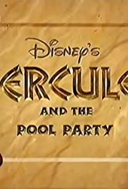 Hercules and the Pool Party Poster