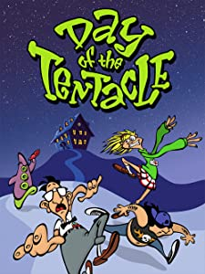 Watching movie dvd Day of the Tentacle [Quad]