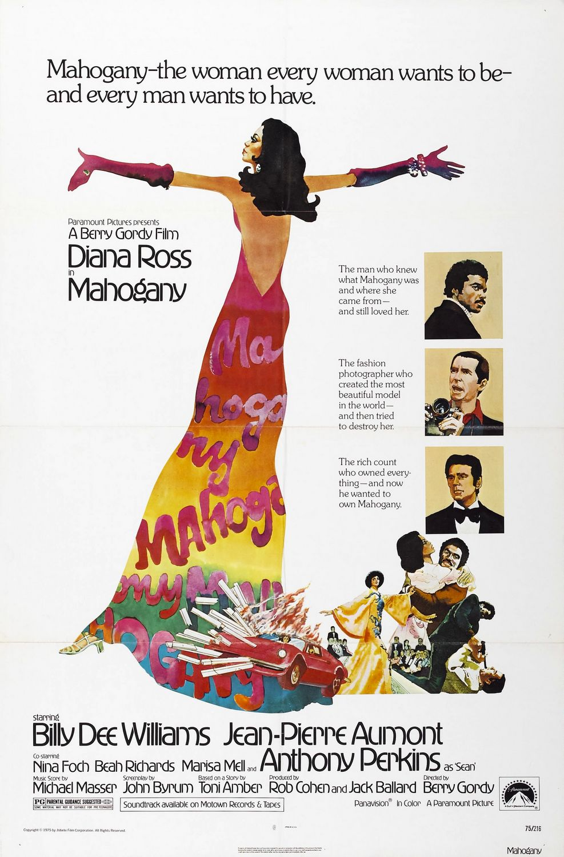 Mahogany (1975) - IMDb