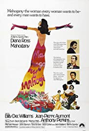 Mahogany (1975) Poster - Movie Forum, Cast, Reviews