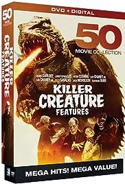 Killer Creature Features: 50 Movie Mega Pack Poster