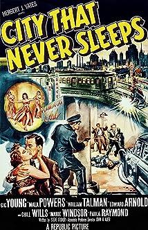 City That Never Sleeps (1953)