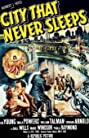 City That Never Sleeps (1953) Poster