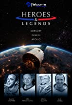 Heroes and Legends Featuring the U.S. Astronaut Hall of Fame