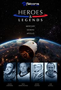 Primary photo for Heroes and Legends Featuring the U.S. Astronaut Hall of Fame
