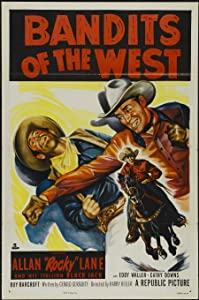 Private sites for downloading movies Bandits of the West [640x360]
