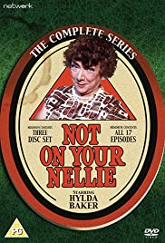 Not on Your Nellie Poster