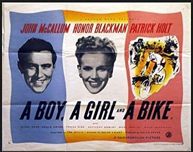 Torrents downloads movies A Boy, a Girl and a Bike [[movie]
