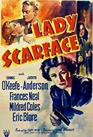 Lady Scarface(1941) Poster - Movie Forum, Cast, Reviews