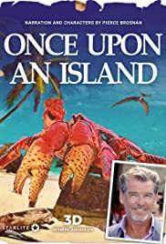 Once Upon an Island Poster