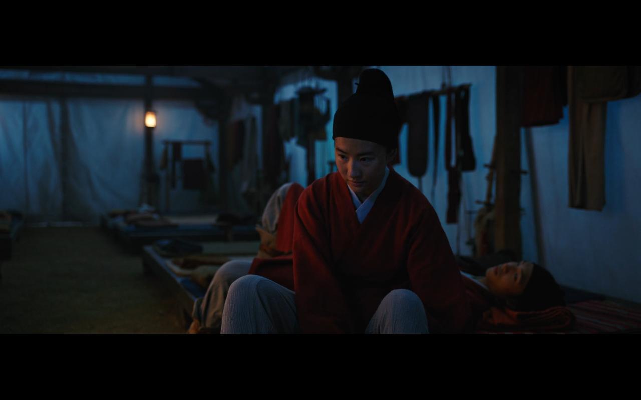 Liu Yifei in Mulan (2020)