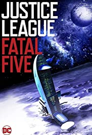 Watch Justice League vs the Fatal Five (2019) Online Full Movie Free