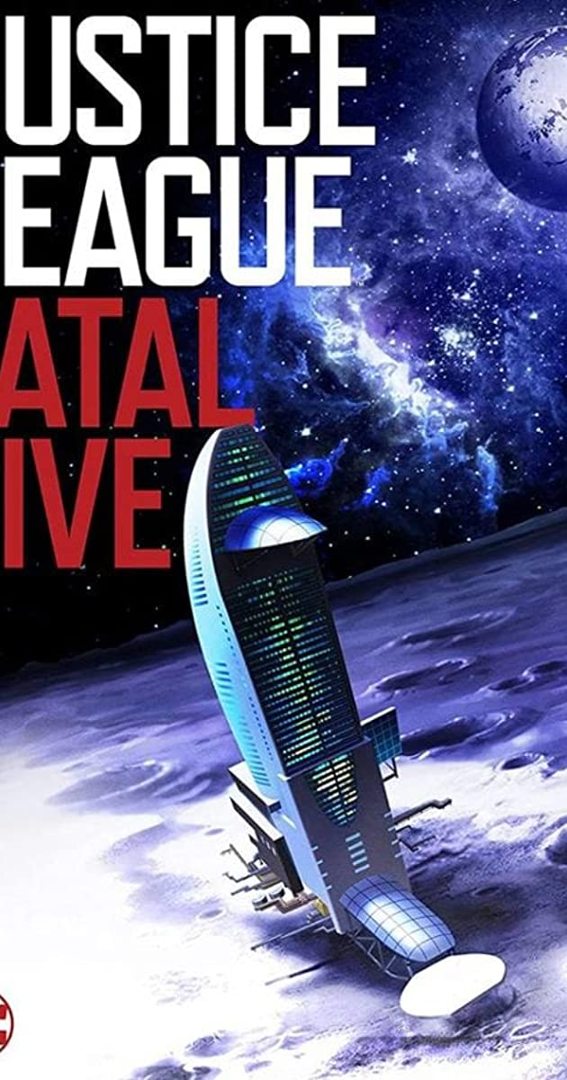 Watch Full HD Movie Justice League vs the Fatal Five (2019)