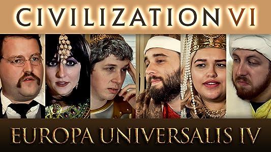 Downloading free movie no online Civ 6 VS EU4 [1020p]