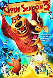 Open Season 3 (2010) HDRip Hindi Movie Watch Online Free