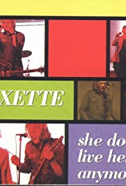 Roxette: She Doesn't Live Here Anymore Poster