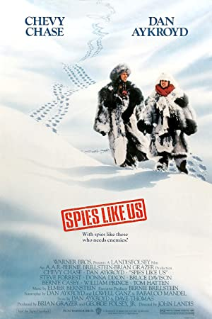 Spies Like Us Poster Image