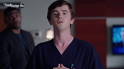 """The Good Doctor"" Season 3 premieres September 23 on ABC."