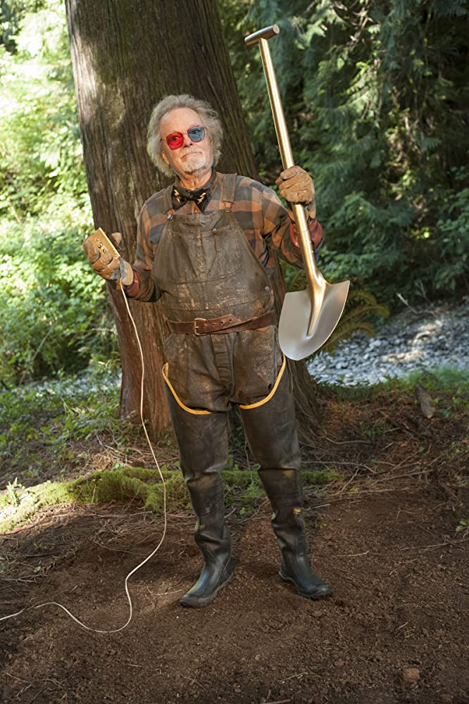 Russ Tamblyn in Twin Peaks 2017
