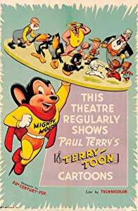 The Mighty Mouse Playhouse download movies