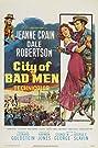 City of Bad Men (1953) Poster