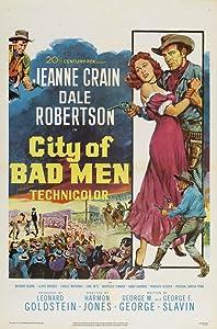 City of Bad Men by Michael Gordon