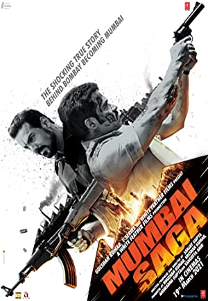 Mumbai Saga (2021) Full Movie HD