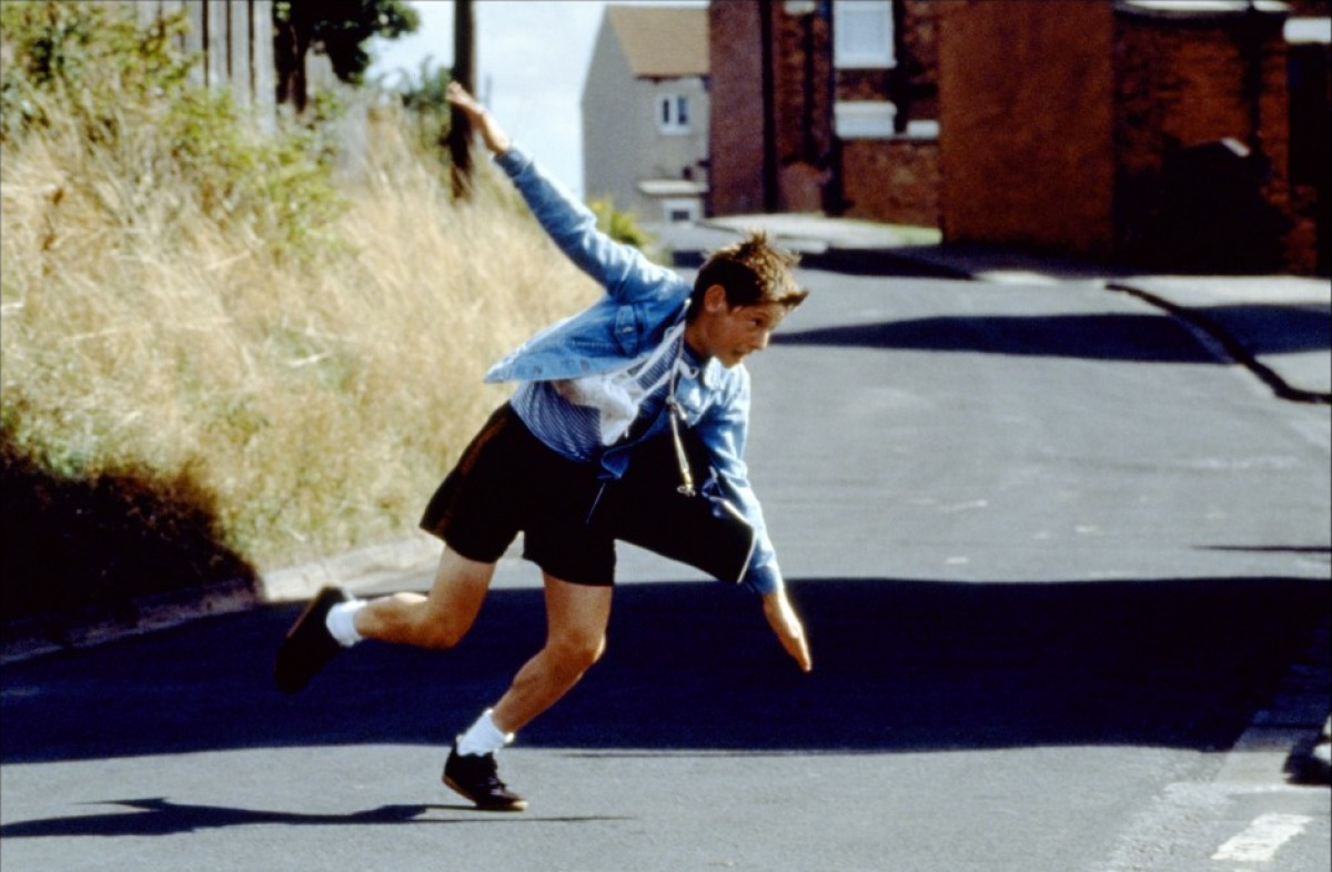 Jamie Bell in Billy Elliot (2000)