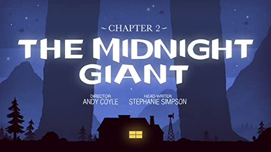 Watching old movie Chapter 2: The Midnight Giant [1280x800]