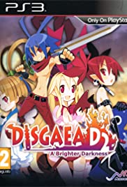 Disgaea D2: A Brighter Darkness Poster