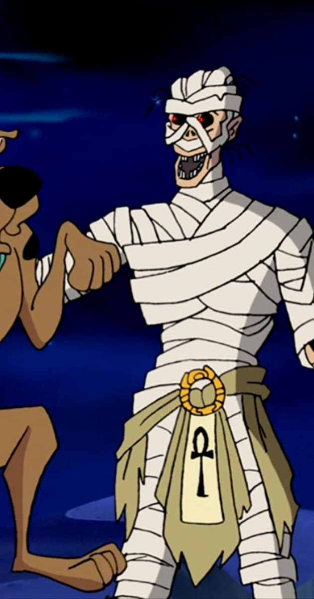 What S New Scooby Doo Mummy Scares Best Tv Episode 2003 Imdb Toyed with and chased around, being small is hard is the 2nd episode in the how to keep a mummy anime series. new scooby doo mummy scares best