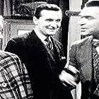 Honor Blackman, Patrick Macnee, and Richard Leech in The Avengers (1961)