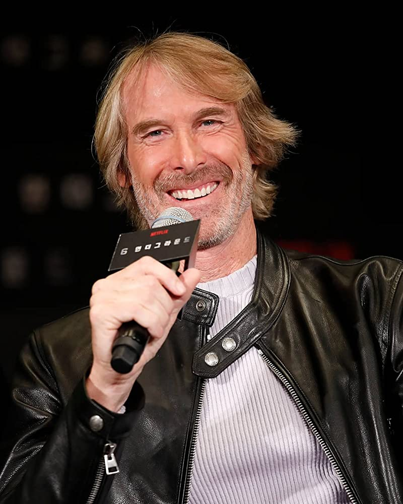 Michael Bay at an event for 6 Underground (2019)