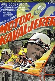 Motorkavaljerer Poster
