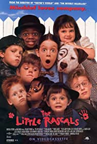 Ross Bagley, Blake Jeremy Collins, Blake McIver Ewing, Bug Hall, Brittany Ashton Holmes, Zachary Mabry, Petey, Sam Saletta, Travis Tedford, and Kevin Jamal Woods in The Little Rascals (1994)