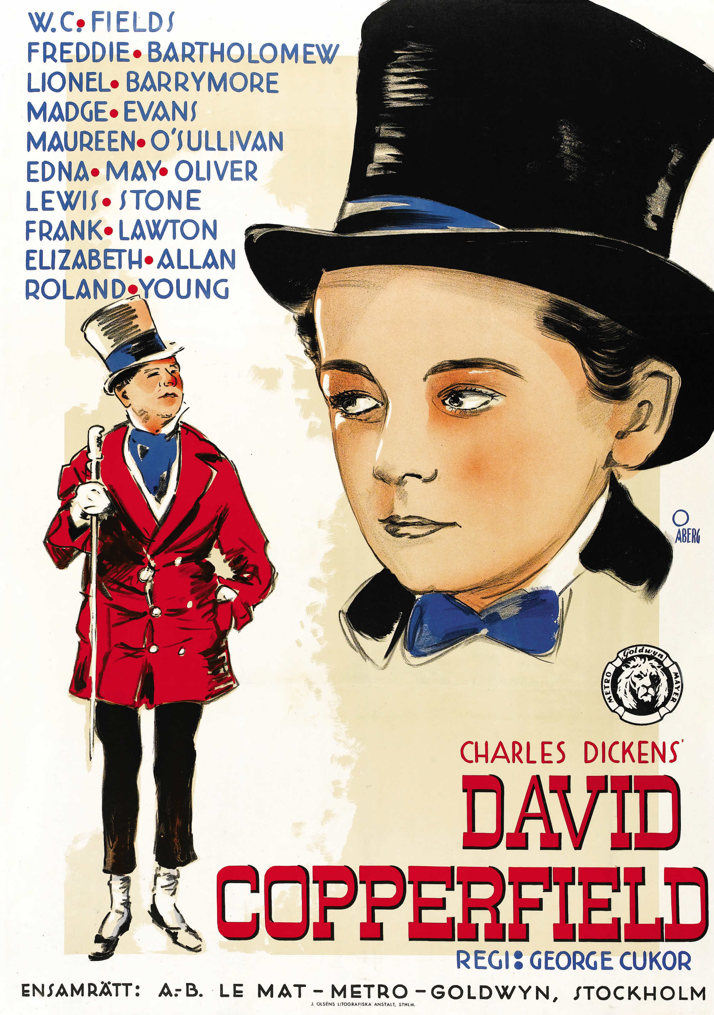David Copperfield (1935) - IMDb