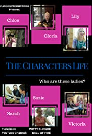 The Characters Life Poster