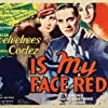 Ricardo Cortez, Jill Esmond, and Helen Twelvetrees in Is My Face Red? (1932)