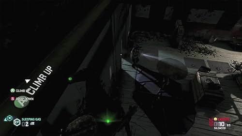Tom Clancy's Splinter Cell: Blacklist: Abandoned Mill Walkthrough