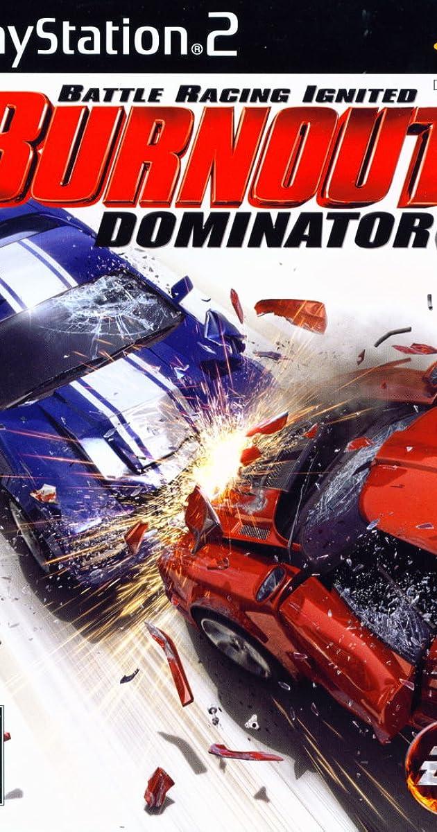Burnout Dominator (Video Game 2007) - IMDb