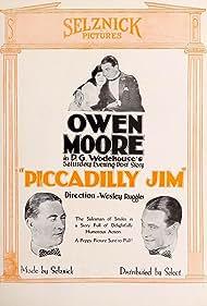 Owen Moore in Piccadilly Jim (1919)