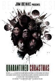 Quarantined Christmas Poster