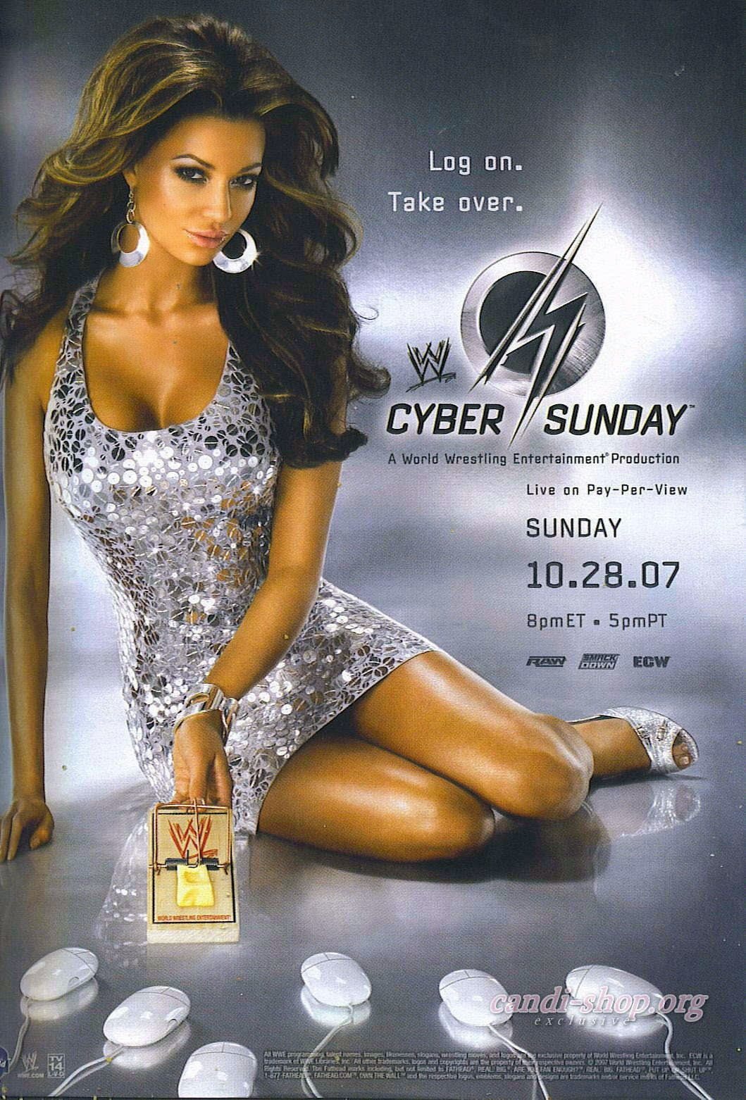 Image result for cyber sunday 2007 poster