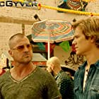 George Eads and Lucas Till in MacGyver (2016)